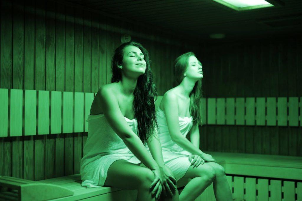 Услуги мобильной бани
