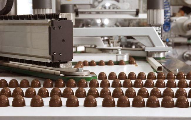 оборудование для шоколадного производства