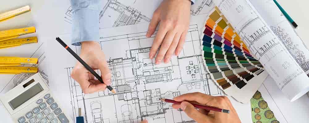 Сотрудничество с дизайнерами и застройщиками