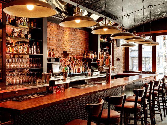 Как правильно выбрать помещение и расположение алкогольного бара