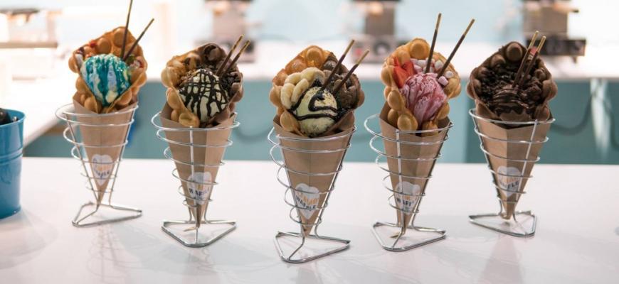 Кафе-мороженое, как бизнес с доходом от 250 000 рублей